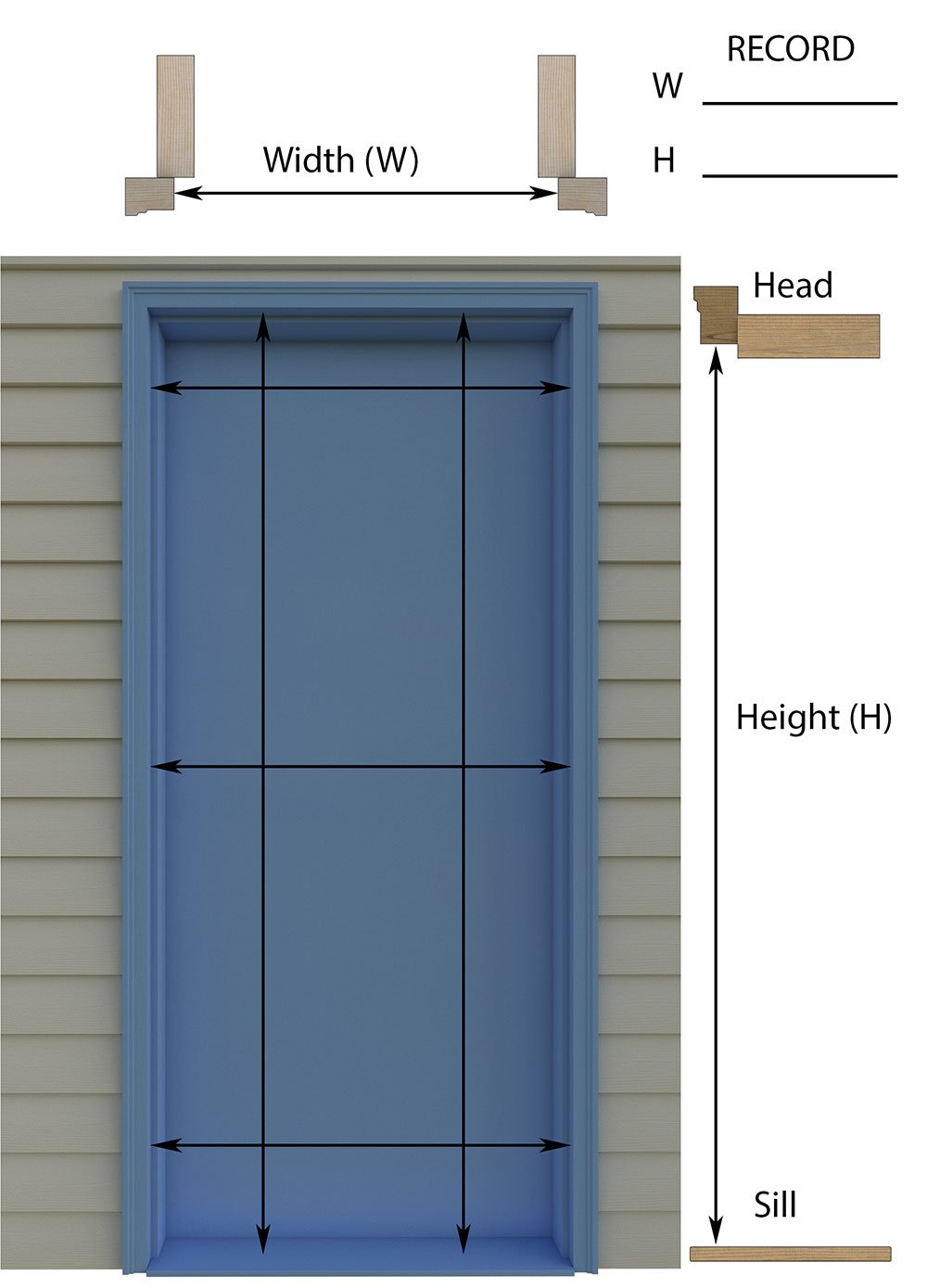 Roll away screen door rollaway screen door hidden for Retractable screen door for double french doors