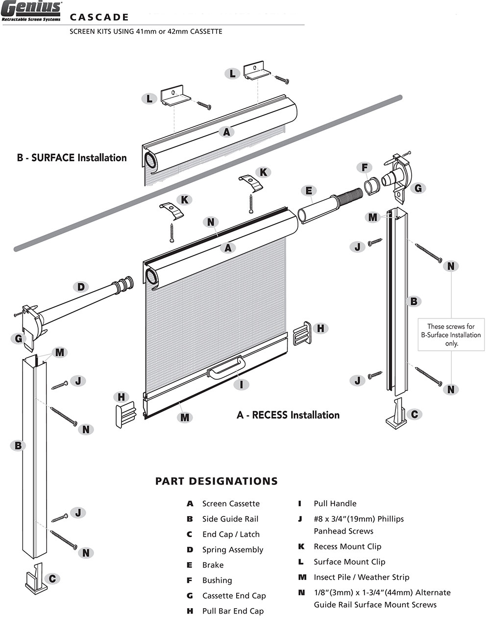 Sliding Screen Door Parts Diagram Sliding Door Designs