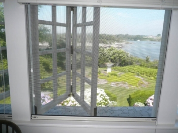Retractable window screens retractable insect screens for Windows with retractable screens
